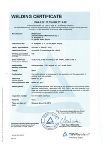 certyfikat33